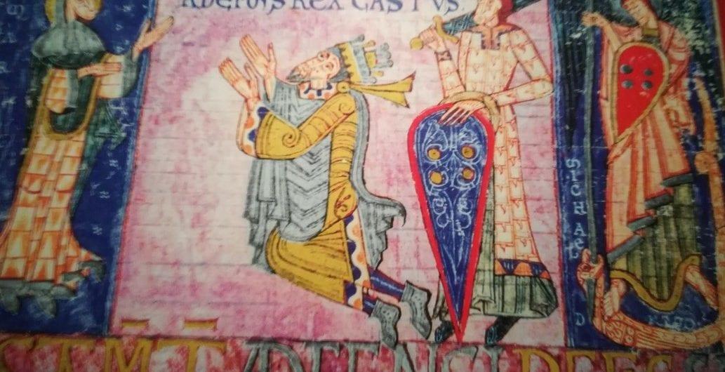 Frescos de Alfonso II