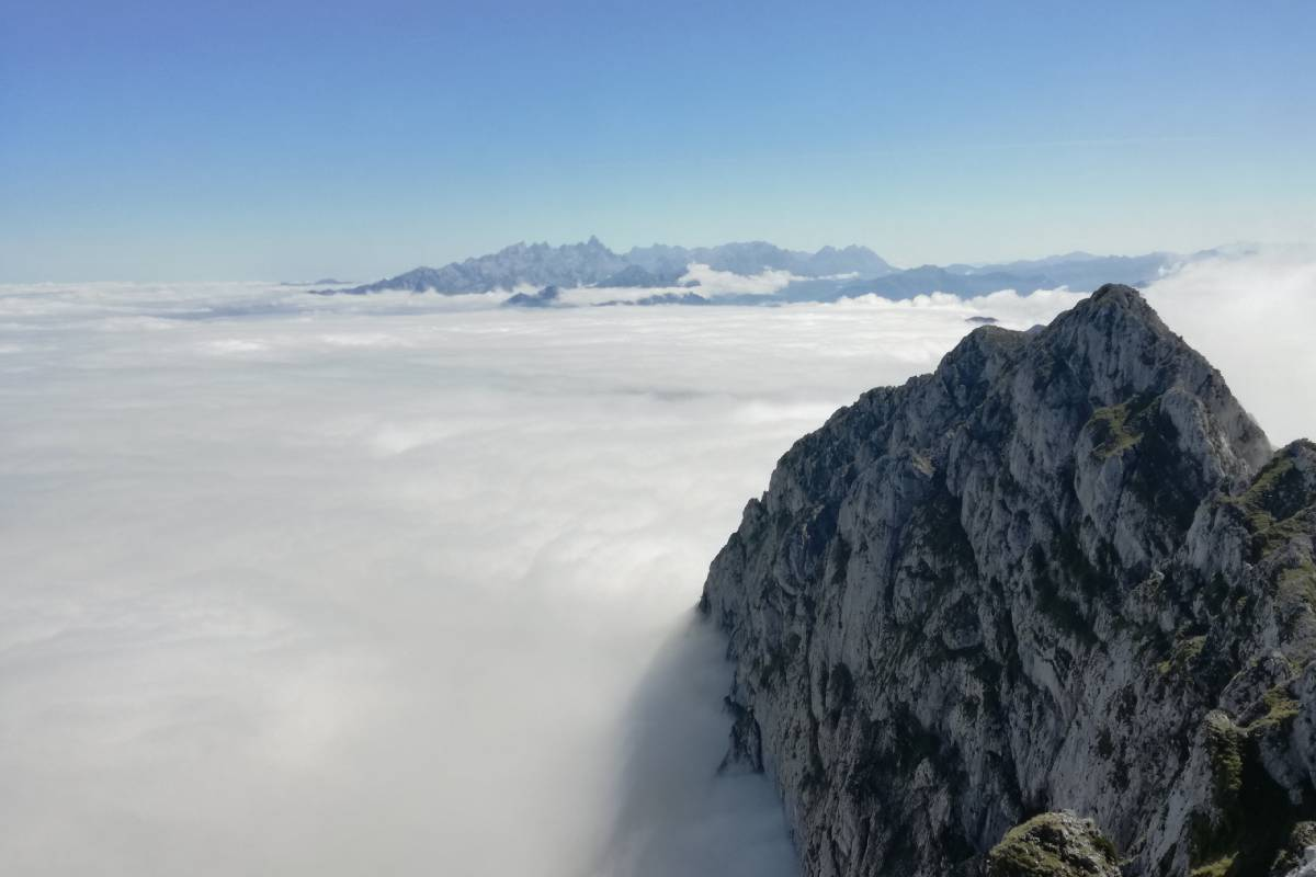 Pura aventura en Asturias