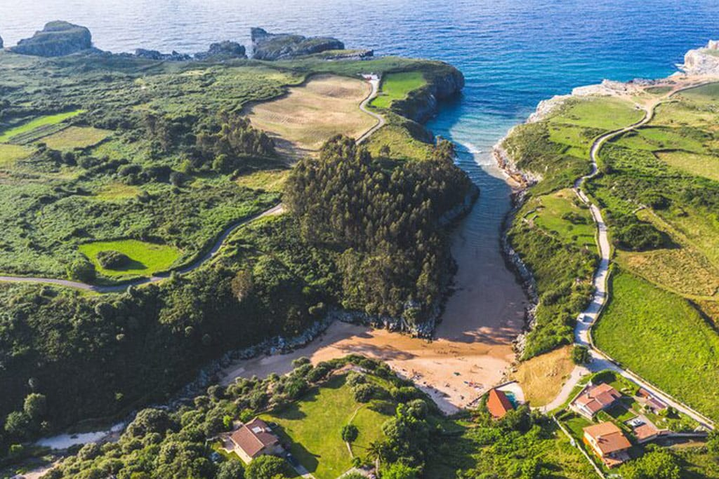 paisajes secretos de la costa asturiana