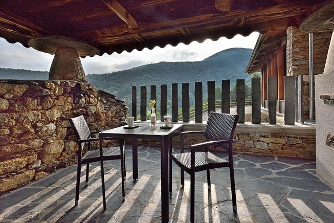 Restaurantes tradicionales del suroccidente Asturias