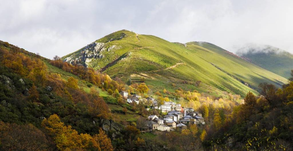 Bao, uno de los pueblos más bonitos del occidente asturiano