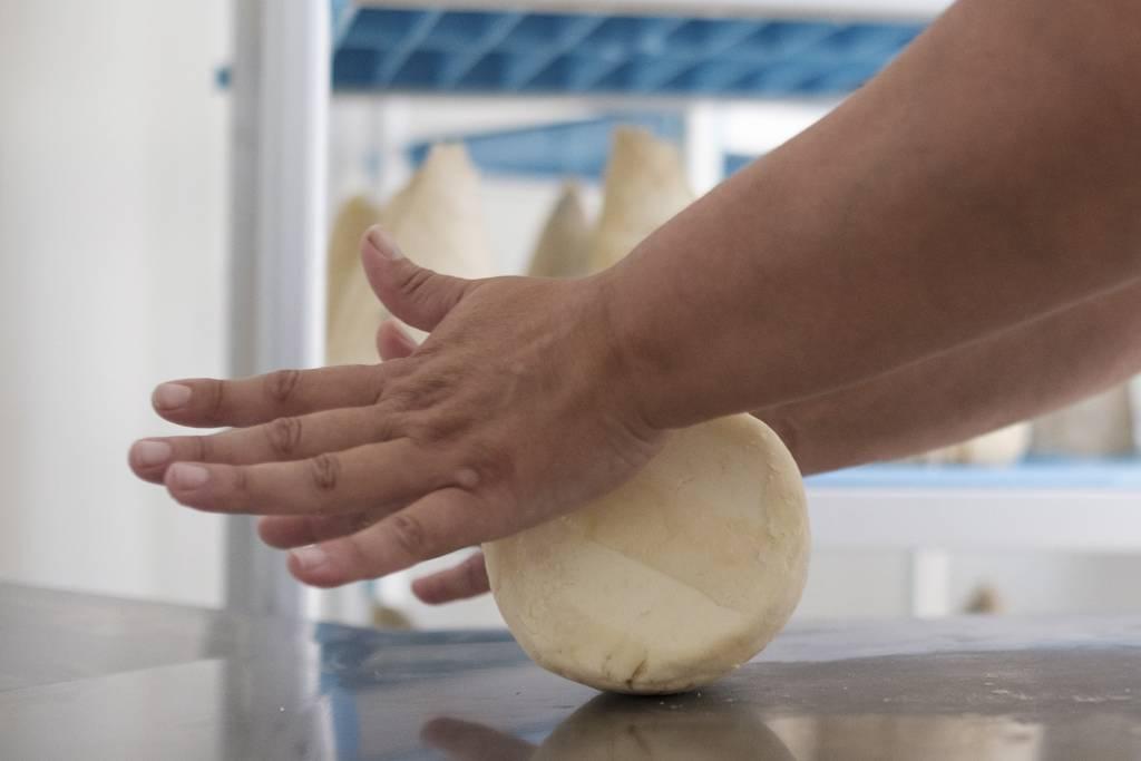 Elaboración del queso Casín