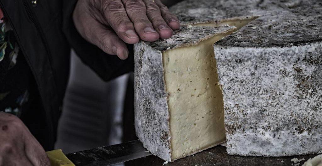 El queso Gamonéu, listado de quesos asturianos